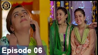 Shiza Episode 06 - 15th April 2017 - Sanam Chaudhry - Aijaz Aslam - Top Pakistani Drama
