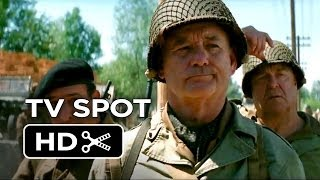 The Monuments Men TV SPOT - Together (2014) - Bill Murray Movie HD