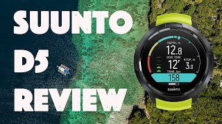 """SUUNTO D5 