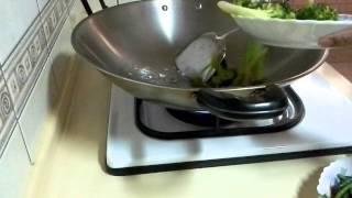 Pinaka simpleng luto sa brocolli