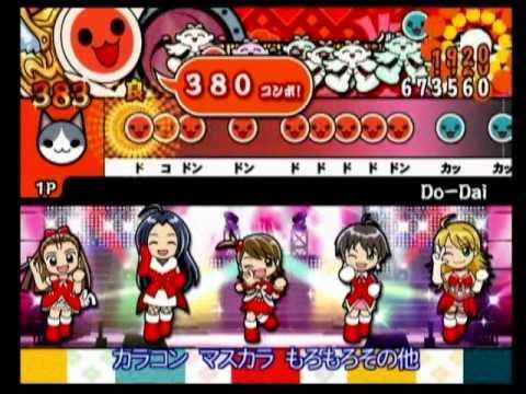 太鼓の達人Wii Do-Dai 108万
