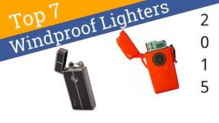 7 Best Windproof Lighters 2015