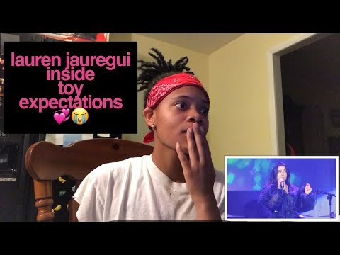 Lauren Jauregui - Inside, Toy & Expectations REACTION