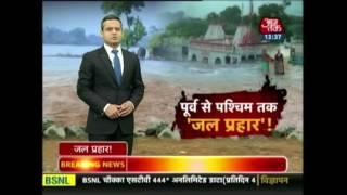 Floods kill 6 In Gujarat and 59 In Assam