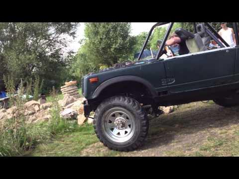Custom built 4x4 Suzuki Jeep
