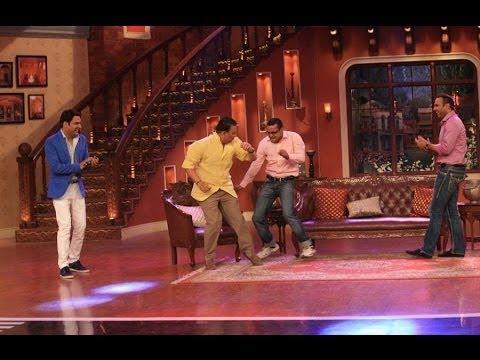 Comedy Nights with Kapil   Sunil Gavaskar and Virendra Sehwag
