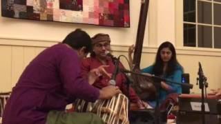 Pandit raghunandan panshikar - raga sawani Kalyan