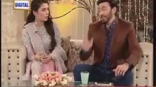 Fight Between Aiza Khan & Ijaz Aslam  http://MyShareJob.com/index.php?ref=25660