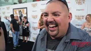 Gabriel Iglesias at the Premiere of Magic Mike XXL Red Carpet #MagicMikeXXL #ComeAgain