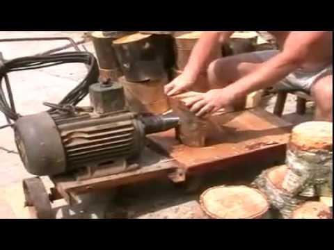 Łupak Rębak Woodchipper Holzhackmaschine