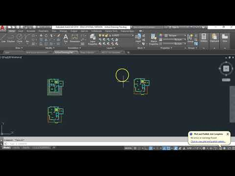 Getting Ready to Draw Elevations in AutoCad