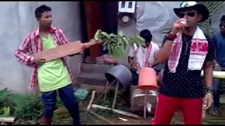Assamese comedy video