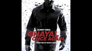 Ghayal Once Again (Theatrical Trailer) Full HD