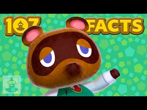 107 MORE Animal Crossing Facts that YOU Should Know The Leaderboard