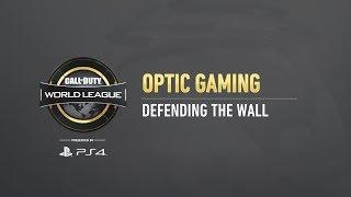 OpTic Gaming: Defending the Wall
