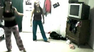brittany & denisha fail at crank that song