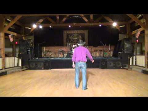 Hot In Here Line Dance Lesson - Dan Albro