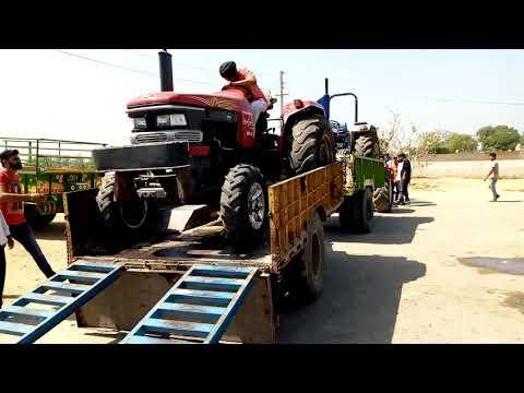 Xxx Mp4 Mahindra Arjun 605 Tractor In Kamana Tractor Tochan Competition 3gp Sex