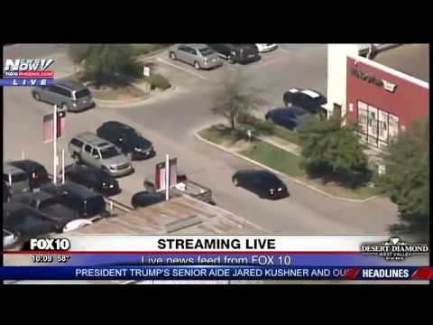 WATCH High Speed Chase Houston Police Pursue Armed Robbery Suspects FNN
