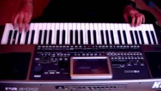 luka chupi-Rang De Basanti-on keyboard