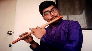 Aata ga baya | Sairat | Ajay - Atul | flute instrumental cover |