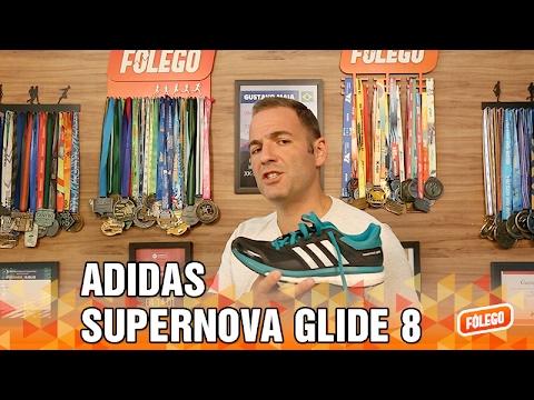 Testamos: Adidas Supernova Glide 8