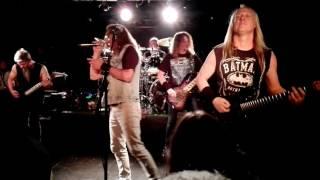 Flotsam And Jetsam - Hammerhead, Live Baroeg, Rotterdam 2017