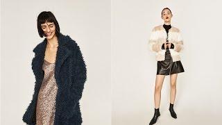 Zara 2017 En Şık Bayan Kaban Modelleri