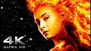 X Men: Dark Phoenix 4K Teaser Trailer (2018) | James McAvoy, Sophie Turner, Jessica Chastain