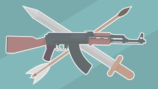 10 Weapons That Changed The History Of Warfare