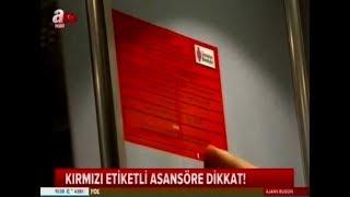 Asansör kazaları konusunda Ümraniye Belediyesi Uzmanlarından bakım uyarısı - a Haber - 20.12.2017