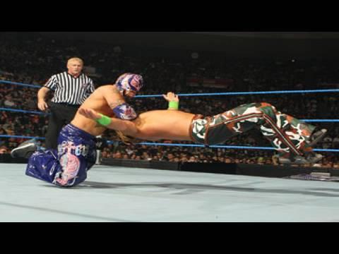 Rey Mysterio vs. Shawn Michaels