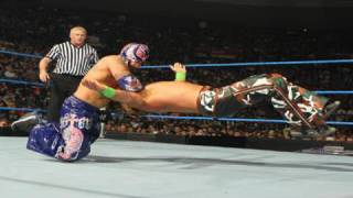 Rey Mysterio vs. Shawn Michaels