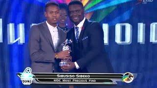 PSL Awards 2015/16 - MultiChoice Diski Challenge Winners