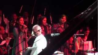 Ilayaraja concert Mano Chitra (Mathura marikolunthu) N.J Prudential