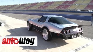 1978 Granatelli Chevrolet Jet Corvette | Autoblog