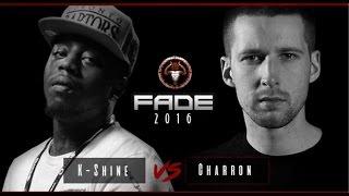 K Shine vs Charron | BullPen Battle League