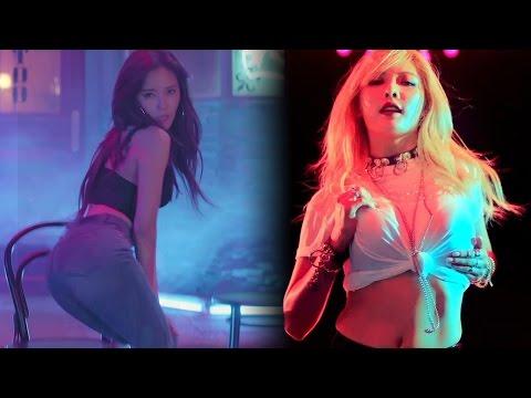 Xxx Mp4 10 Banned Female K Pop Dances By KBS 2015 2016 3gp Sex