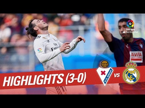 Xxx Mp4 Highlights SD Eibar Vs Real Madrid 3 0 3gp Sex