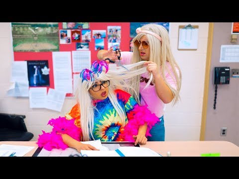 Xxx Mp4 Giving My Teacher A Makeover TRANSFORMATION 3gp Sex
