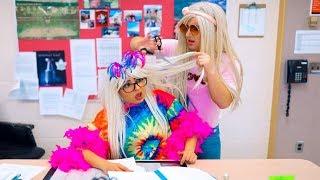 Trying To Get My Teacher A Date! *HOT TEACHER ALERT*