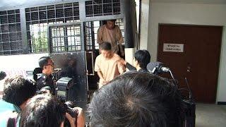 British tourist double murder trial opens on Thai island
