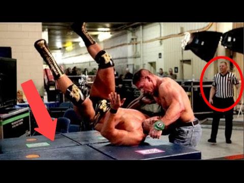 10 أسرار تحدث خلف كواليس المصارعة  | لا تريد منك  WWE معرفتها