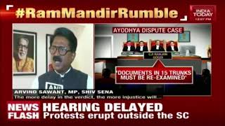 WATCH: Political Reactions To Adjournment Of Ayodhya Title Dispute