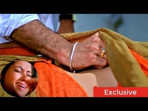 Xxx Mp4 Simran Sexy Mood Slow Expression Inside Saree With Balayya Hand On Navel Romantic Exose 3gp Sex