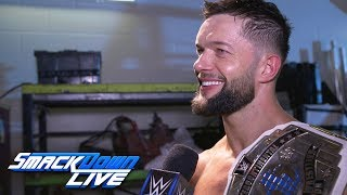 "Finn Bálor dares Andrade to ""step up and get busy"": SmackDown Exclusive, April 23, 2019"
