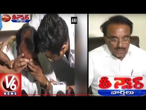 Xxx Mp4 Karnataka Politician Shashil Cries After His Name Goes Missing In BJP S 2nd List Teenmaar News 3gp Sex
