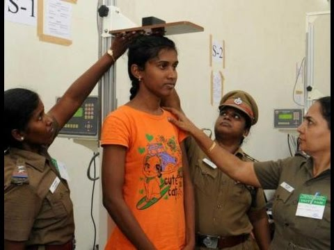 First transgender police officer in Tamil Nadu