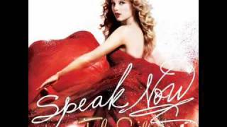 13. Last Kiss - Taylor Swift (SPEAK NOW DELUXE EDITION) w/ lyrics!