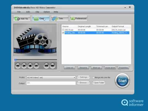 Download Let's have a look at DVDVideoMedia Free HD Video Converter HD Mp4 3GP Video and MP3